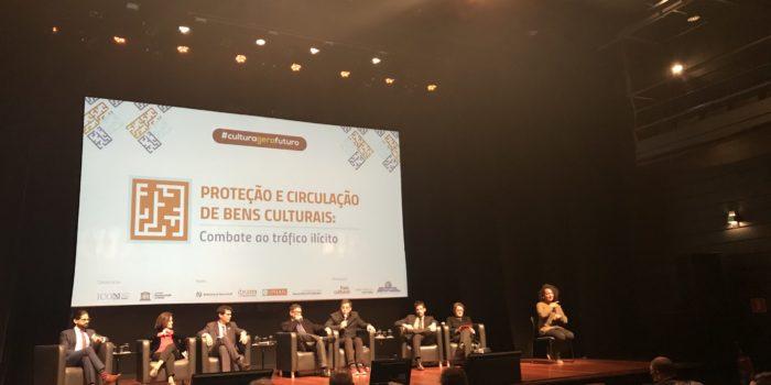 Evento Debate A Proteção E Circulação De Bens Culturais