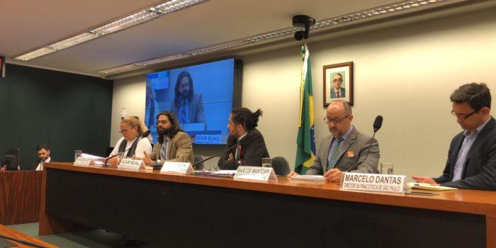 Integrantes Do FBDC Participam De Audiência Em Brasília Contra O Aumento Das Tarifas Aeroportuárias